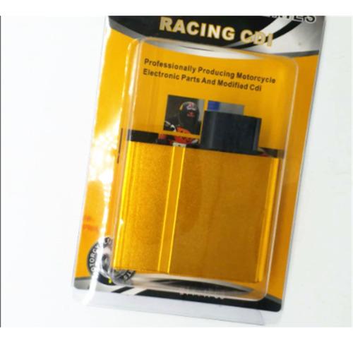 Cdi Racing, Sin Limitador, De 12 Pines Auto Ajust, Pulsar Ns
