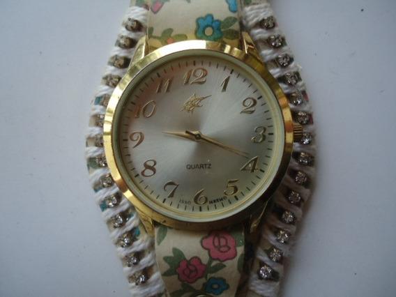 Relógio Feminino Grande Semi Novo