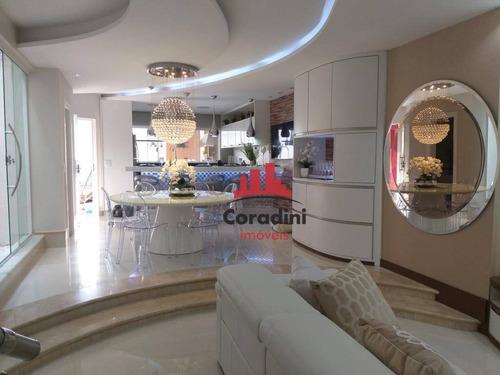 Imagem 1 de 30 de Casa Com 2 Dormitórios À Venda, 180 M² Por R$ 800.000,00 - Parque Residencial Jaguari - Americana/sp - Ca2070