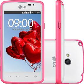 Smartphone Lg L50 Sporty Dual 4gb Câm5mp Tv Branco (vitrine)