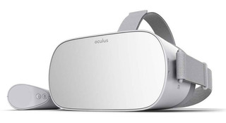 Headset Oculus Go Standalone Virtual Reality