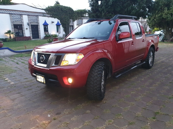 Nissan Frontier 4.0 Pro-4x V6 4x4 Mt 2015
