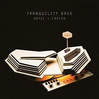 Lp Arctic Monkeys Tranquility Base Vinil Lacrado Fret Grátis