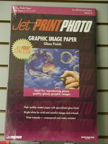 Jetprint Photo - Papel Fotografico Grafico