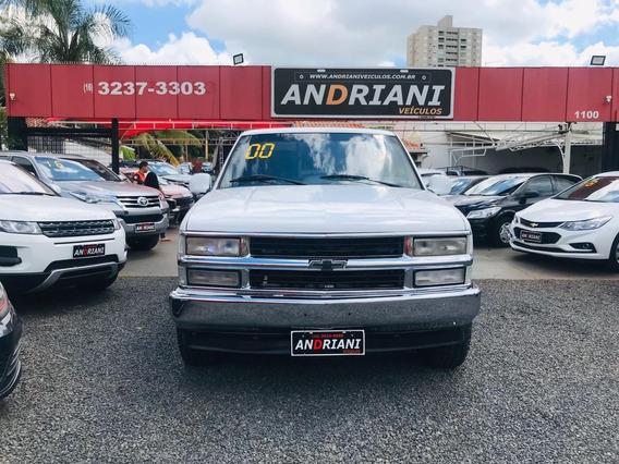 Chevrolet Gm Silverado Conquest 4.2 Branco 2000