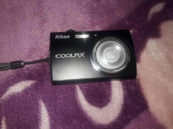 Cámara Digital Nikon Coolpix 10 Mpx