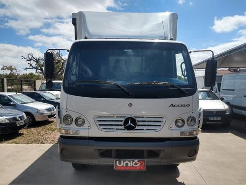 915 Accelo Mercedes Benz Bau Com Saider Ano 2011