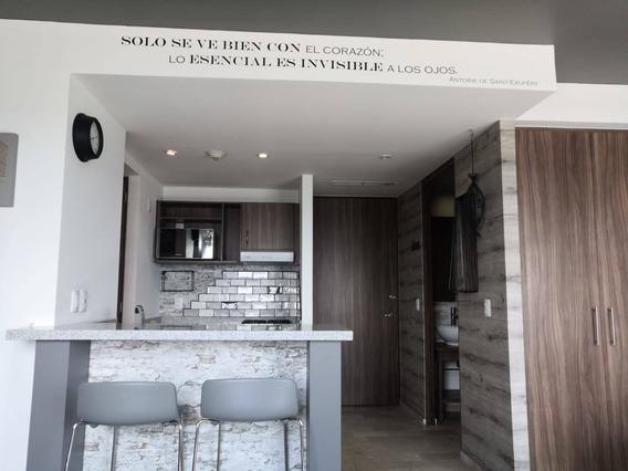 Departamento En Renta Avenida Jardin, Colonia Del Gas