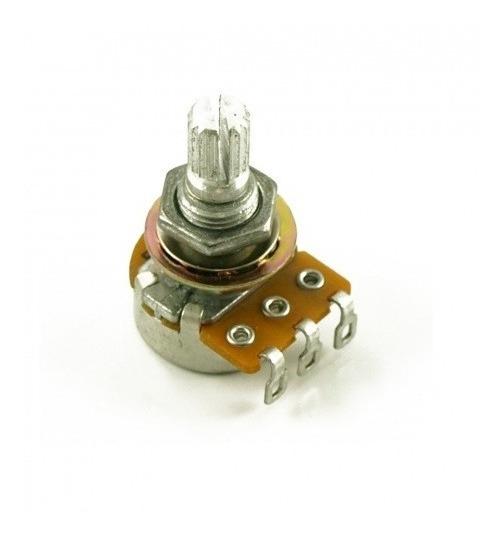 Potenciometro Logaritimico A 25k - 16 / 18 - Js All Parts
