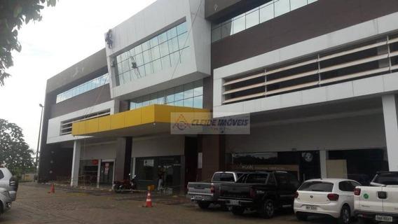 Sala Comercial No Empreendimento Aryas Mall,aio Lado Do Condomínio Florais Cuiabá,em Cuiabá/mt - Sa0096