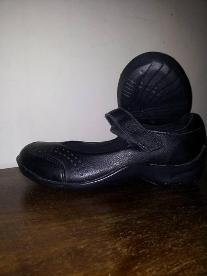 Zapatos Escolares Nuevos N #33