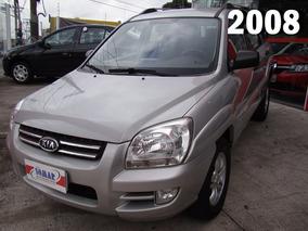 Kia Sportage Ex 2008 -carro Sem Entrada É Na Somar!!!