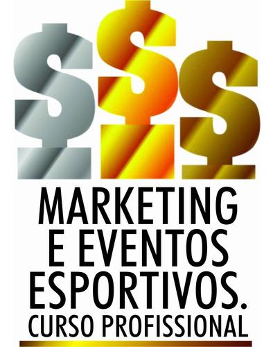 Imagem 1 de 5 de Curso Profissional De Marketing E Eventos Esportivos