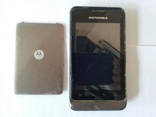 Celular Motorola Motosmart Xt390 3,5 Polegadas - Com Defeito - 13870