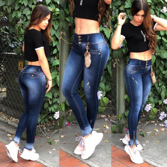 Jeans Mujer Juveniles Modernos Envio Gratis