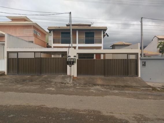 Casa Duplex Com 3 Quartos, Terreno Com 180 M² Pq Das Flores