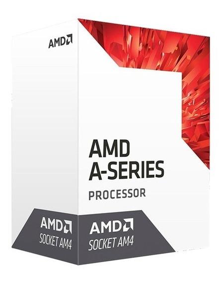 Processador Amd A8-9600 Quad Core 3.1ghz Am4 2mb Cache - Ad9