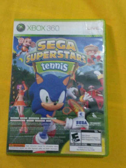 Sega Superstars Tennis Original