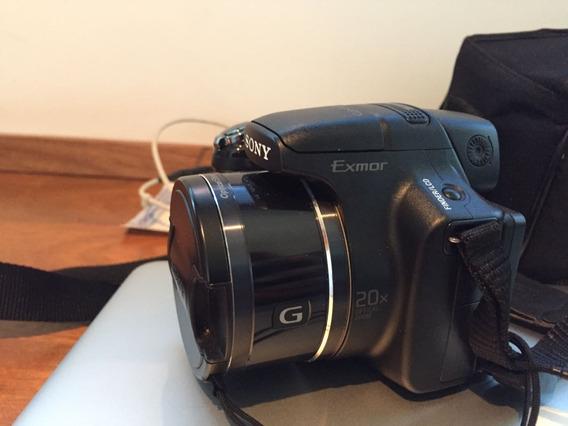 Câmera Sony Cyber-shot Dsc-hx1 (case Incluído)