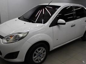Ford Fiesta Sedan 1.0 Rocam Se Plus Flex 4p 2014