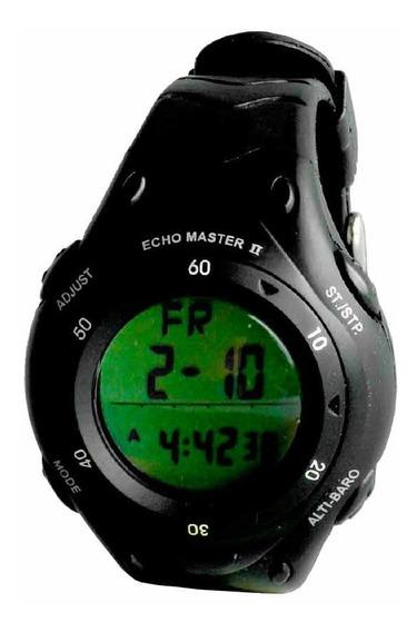 Relógio Com Altímetro/barômetro Echomaster Ii Emiiw 18 Csr