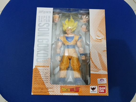 Son Gokou Super Saiyajin - Sh Figuarts
