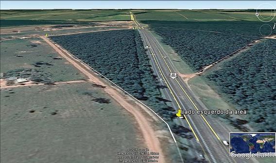 Área De 77000 M² Em Pederneiras Próximo A Bauru. * Aib-1