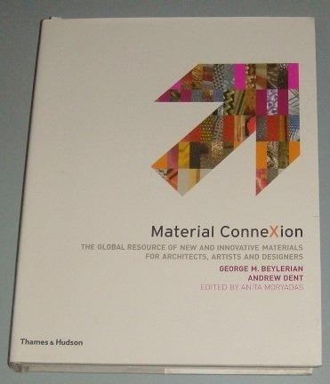 Moda - Livro Material Connexion ( Inglês )