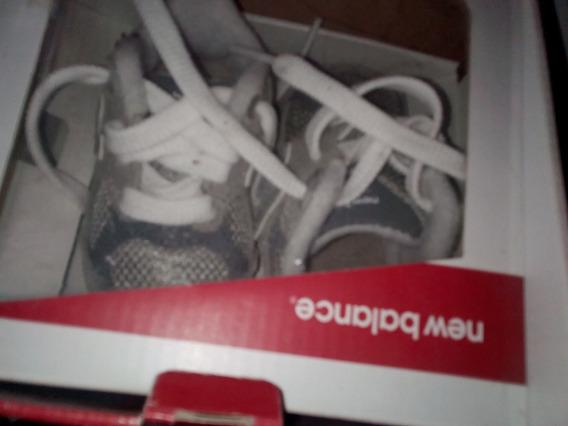Zapatillas New Balance, Numero 17, Un Solo Uso. Impecables