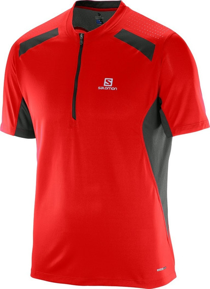 Remera Salomon - Fast Wing Ss Tee - Trail Running - Hombre