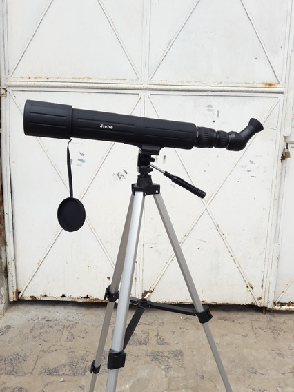 Vendo Telescopio Astromico 60x Com Tripé 10 De Uso