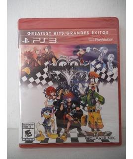 Kingdom Hearths Hd 1.5 Remix Playstation Ps3 Juego Fisico