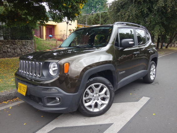 Jeep Renegade At Full Equipo