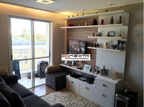 Imagem 1 de 14 de Apartamento Residencial À Venda, Ponte Preta, Campinas - Ap0162. - Ap0162