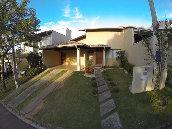 Casa Terrea Em Condominio Fechado Na Cidade De Vinhedo Sp