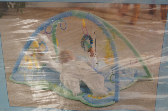 Suporte De Atividades Para Bebê-1001coias