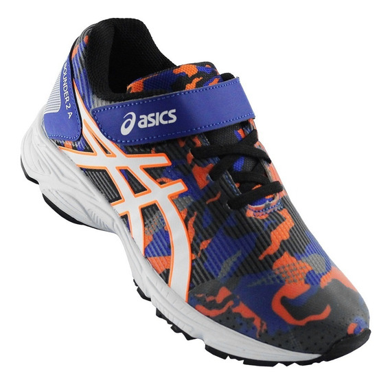 Tenis Inf Asics Pre-bounder 2a Ps - 47097