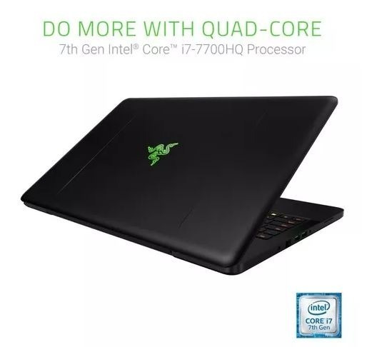 Notebook Razer Gaming Blade Rz09-0220 I7-7700hq