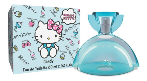 Perfume Hello Kitty Cup Candy Edt 60ml
