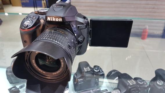 Nikon D5300 18-55 Em Perfeito Funcionamento