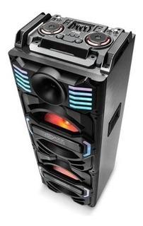 Parlante Bluetooth Kazz Tower Dj