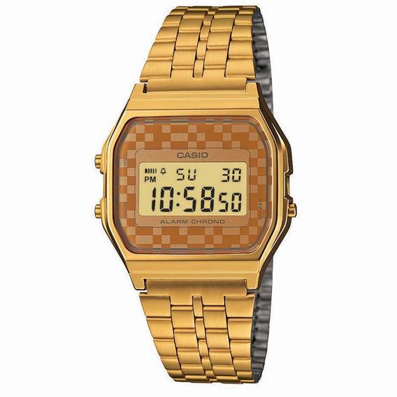 Relógio Casio Vintage Unisex/ A159wgea-9adf