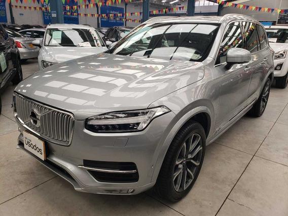 Volvo Xc90 Inscription T6 2.0 4x4 Aut 5p 7 Pas 2019 Gmy754