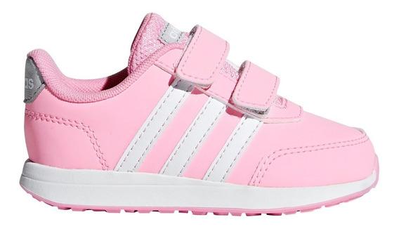 Zapatillas adidas Vs Switch 2 Ros/bla De Niñas/bebes