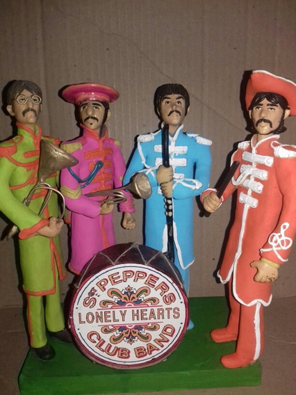 Figuras The Beatles