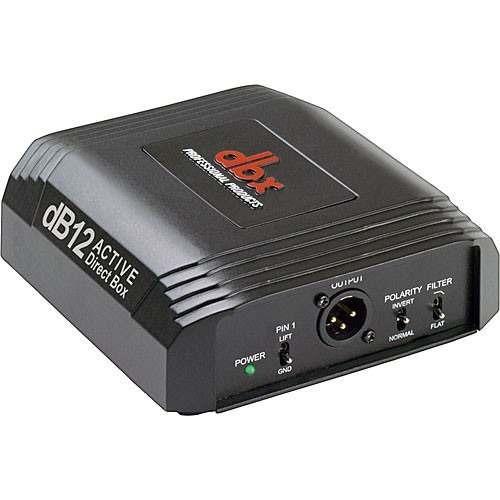 Caja Directa Dbx Db12v