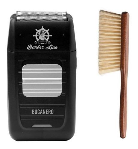 Maquina Para Afeitar Y Rapar Bucanero Barberia + Quitapelo