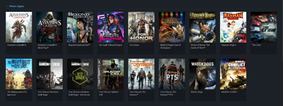 Jogos Para Pc (original, Uplay + Steam)
