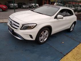 Mercedes-benz Gla 200 1.6 Cgi Advance 16v Turbo 4p 2015