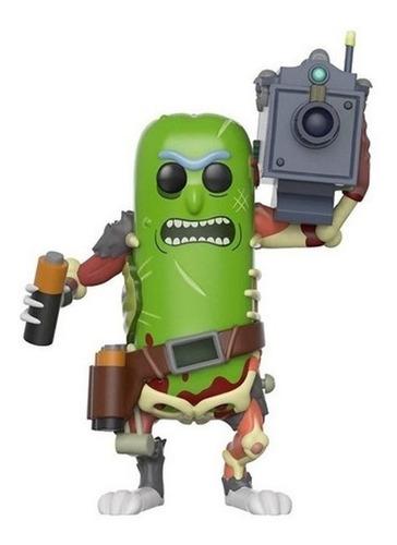Boneco Funko Pop Animation Rick And Morty Pickle Rick 332